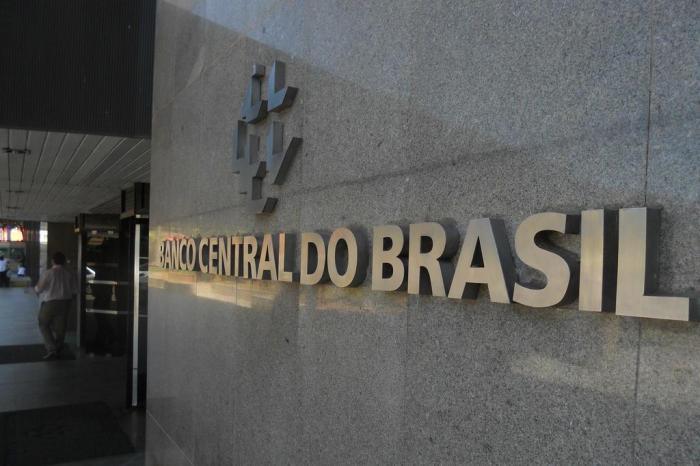 Entrada do Banco Central do Brasil. Foto: Divulgação